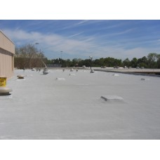36 - 5 gal  pails ALDO 295 White Silicone Roof Coating