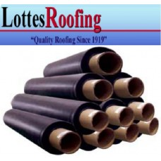 1 Rolls 10' x 100' BLACK 90 MIL EPDM RUBBER  for Roofing and Ponds