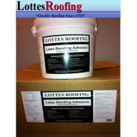 1 - 1 gal Latex Roofing Bonding ADHESIVE