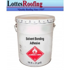100 - 5 gal Solvent Roofing Bonding ADHESIVE
